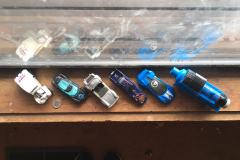 Found: toy cars